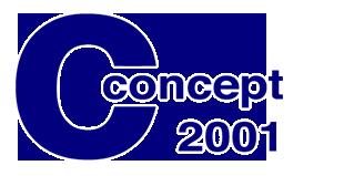 Logo entreprise Concept2001